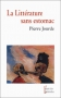 """Couverture du livre : """"La littérature sans estomac"""""""