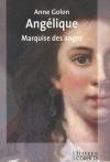 """Couverture du livre : """"Marquise des anges"""""""