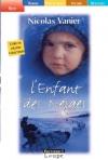 """Couverture du livre : """"L'enfant des neiges"""""""