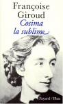 """Couverture du livre : """"Cosima la sublime"""""""