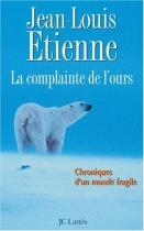 """Couverture du livre : """"La complainte de l'ours"""""""