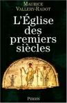 """Couverture du livre : """"L'église des premiers siècles"""""""