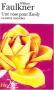 """Couverture du livre : """"Une rose pour Emily"""""""