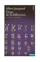 """Couverture du livre : """"Eloge de la différence"""""""