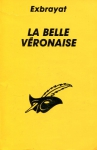 """Couverture du livre : """"La belle Véronaise"""""""