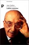 """Couverture du livre : """"Lettres ouvertes"""""""
