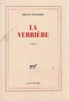 """Couverture du livre : """"La verrière"""""""