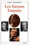 """Couverture du livre : """"Les barons Empain"""""""