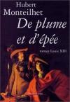 """Couverture du livre : """"De plume et d'épée"""""""