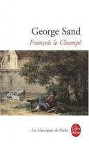 """Couverture du livre : """"François le Champi"""""""