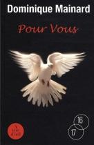 """Couverture du livre : """"Pour vous"""""""
