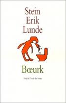 """Couverture du livre : """"Boeurk"""""""