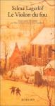 """Couverture du livre : """"Le violon du fou"""""""