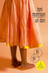 """Couverture du livre : """"Un don"""""""