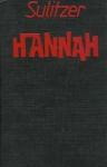 """Couverture du livre : """"Hannah"""""""