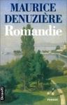 """Couverture du livre : """"Romandie"""""""