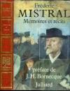 """Couverture du livre : """"Mémoires et récits"""""""