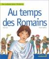 """Couverture du livre : """"Au temps des Romains"""""""