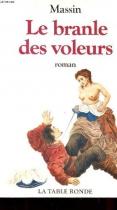 """Couverture du livre : """"Le branle des voleurs"""""""