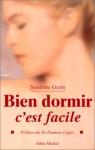 """Couverture du livre : """"Bien dormir c'est facile"""""""