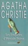 """Couverture du livre : """"Les enquêtes d'Hercule Poirot"""""""