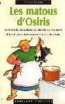 """Couverture du livre : """"Les matous d'Osiris"""""""