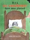 """Couverture du livre : """"Il y a un cauchemar dans mon placard"""""""