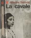 """Couverture du livre : """"La cavale"""""""