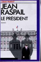"""Couverture du livre : """"Le président"""""""