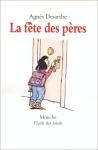 """Couverture du livre : """"La fête des pères"""""""