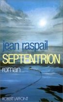 """Couverture du livre : """"Septentrion"""""""