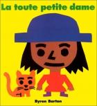 """Couverture du livre : """"La toute petite dame"""""""
