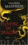 """Couverture du livre : """"L'empire des dragons"""""""