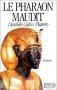 """Couverture du livre : """"Le pharaon maudit"""""""