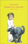 """Couverture du livre : """"Anastasia avec conviction"""""""