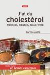 """Couverture du livre : """"J'ai du cholestérol"""""""