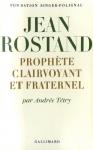 """Couverture du livre : """"Jean Rostand"""""""