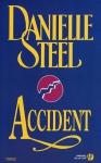 """Couverture du livre : """"Accident"""""""