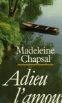 """Couverture du livre : """"Adieu l'amour"""""""