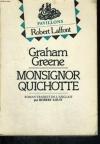 """Couverture du livre : """"Monsignor Quichotte"""""""