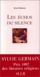 """Couverture du livre : """"Les échos du silence"""""""