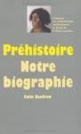 """Couverture du livre : """"Préhistoire"""""""