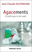 """Couverture du livre : """"Agacements"""""""