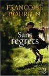 """Couverture du livre : """"Sans regrets"""""""