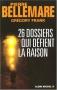 """Couverture du livre : """"26 dossiers qui défient la raison"""""""