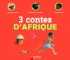 """Couverture du livre : """"3 contes d'Afrique"""""""