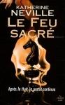 """Couverture du livre : """"Le feu sacré"""""""