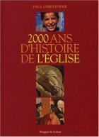 """Couverture du livre : """"2000 ans d'histoire de l'Église"""""""