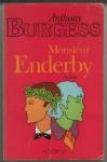 """Couverture du livre : """"Monsieur Enderby"""""""