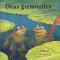"""Couverture du livre : """"Deux grenouilles"""""""
